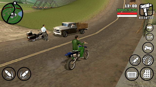 Gta Sa Lite V8 Mali 200mb Download Android Androgamer